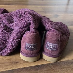 Sweater Ugg boots